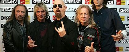 Live dvd από τους Judas Priest