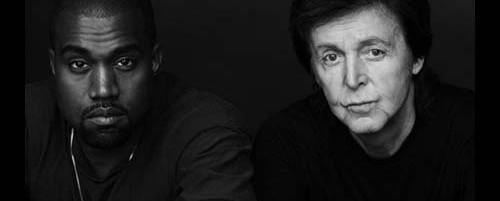 Ακούστε τώρα τον καρπό της συνεργασίας Kanye West-Paul McCartney