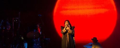 Λεπτομέρειες από τη συναυλιακή επιστροφή της Kate Bush