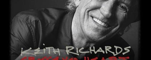 Ακούστε τον νέο δίσκο του Keith Richards