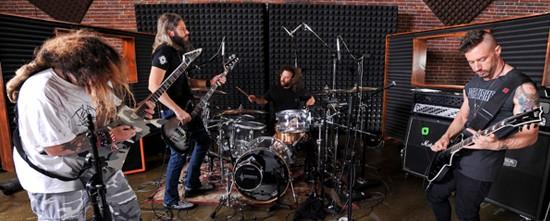 Λεπτομέρειες του ντεμπούτου του supergroup με μέλη Soulfly, Mastodon, The Mars Volta, Dillinger Escape Plan