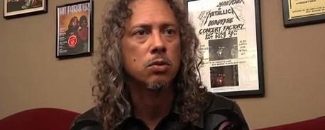 Kirk Hammett (Metallica): «Δεν έχουμε την πολυτέλεια να σταματήσουμε να περιοδεύουμε, γιατί δε θα βγάζουμε λεφτά»