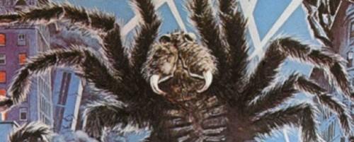 Μια γιγάντια αράχνη στη σκηνή των Kiss