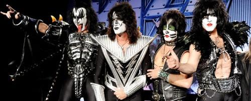 Επανένωση του κλασικού line-up των Kiss (;)