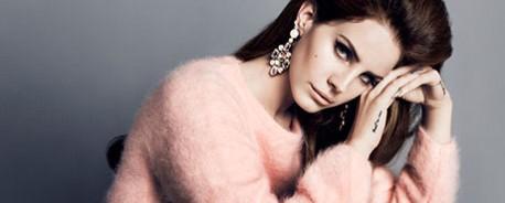 Η Lana Del Rey είναι το νέο πρόσωπο της Jaguar