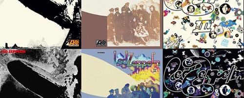 Πλούσιες επανεκδόσεις από τους Led Zeppelin
