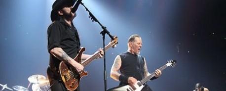 Lemmy: «Με κολακεύει το γεγονός πως οι Metallica με αναφέρουν ως επιρροή»