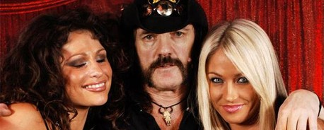 Lemmy: «Η γιορτή για την 40η επέτειο των Motorhead θα περιλαμβάνει γυμνές γυναίκες»