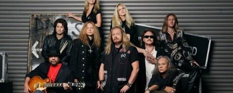 Οι Lynyrd Skynyrd τον Ιούνιο στην Αθήνα;