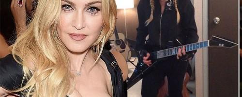 """Η Madonna τζαμάρει με το """"Whole Lotta Love"""" των Led Zeppelin (video)"""