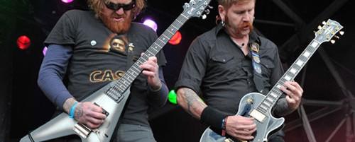 Νέα video από Mastodon, Dead Letter Circus, Sammy Haggar και Joe Satriani