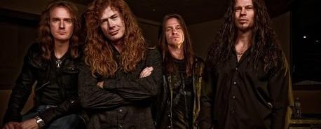 Το εξώφυλλο και το tracklist της επερχόμενης δουλειάς των Megadeth