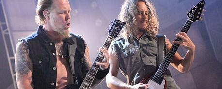 Δηλώσεις Hammett για το Rock & Roll Hall Of Fame και Hetfield για... Mustaine