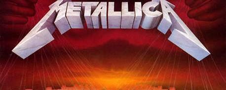 """Το """"Master Of Puppets"""" ψηφίστηκε ως το καλύτερο metal τραγούδι όλων των εποχών"""