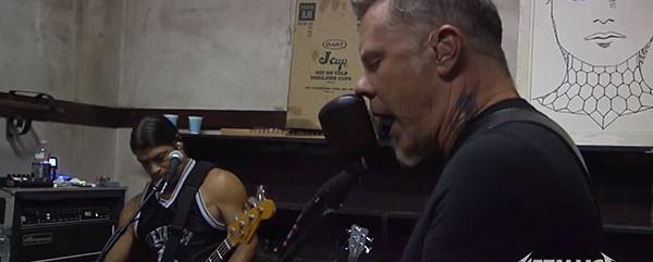 Τα video της ημέρας (Metallica, Kreator, Black Tusk)