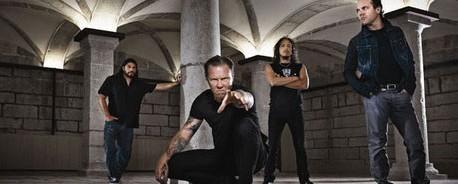 Metallica: «Αρχίζουμε δουλειά από το 2011»