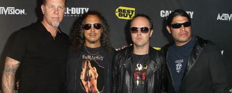 Οι Metallica παίζουν ζωντανά στο πάρτι του νέου Call Of Duty