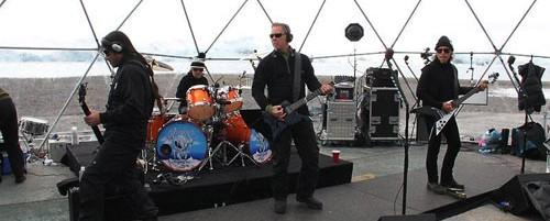 Φωτογραφίες και setlist από την εμφάνιση των Metallica στην Ανταρκτική