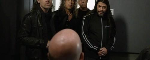 Χιουμοριστική διαφήμιση του ESPN με τους Metallica