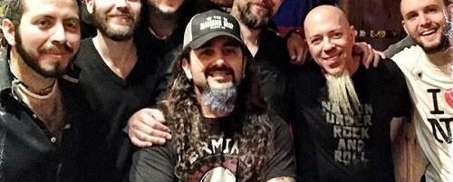 Portnoy και Rudess ξανά μαζί στην σκηνή