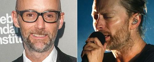 Κόντρα μεταξύ Thom Yorke και Moby για τα μάτια του Spotify
