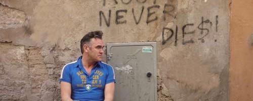 Σφετεριστής του Morrissey στο Twitter