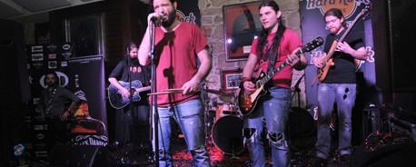 Οι Mr. Highway Band θα εκπροσωπήσουν την Ελλάδα στον διεθνή διαγωνισμό Hard Rock Rising