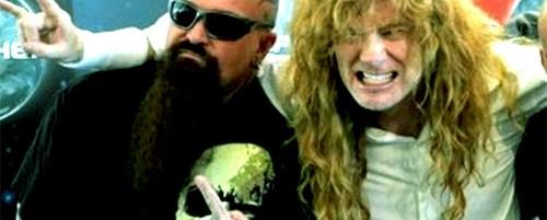 «Πως μπορεί κάποιος να είναι στους Megadeth με αυτόν τον τρελό;»