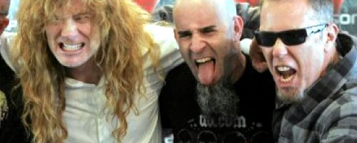 Scott  Ian: «Ετσι απολύθηκε ο Μustaine από τους Metallica»