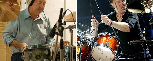 Ο Nick Mason και ο Lars Ulrich υπερασπίζονται το Spotify