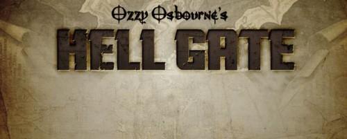 Ο Ozzy Osbourne ανοίγει την «πύλη της κολάσεως»