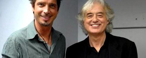 Συνεργασία Jimmy Page με Chris Cornell;