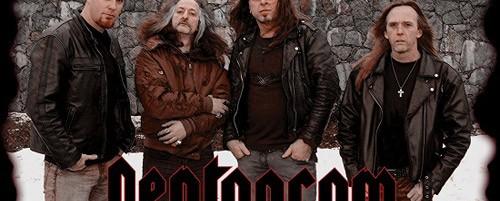Οι Αμερικανοί doom metallers Pentagram επιστρέφουν για μία συναυλία στη χώρα μας