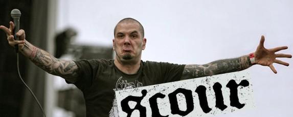 O Phil Anselmo παρουσιάζει τους Scour