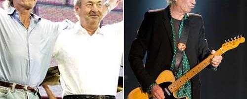 Roger Waters και Nick Mason ζητούν από τους Rolling Stones να ακυρώσουν τη συναυλία τους στο Ισραήλ