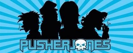 Μπάντα κινουμένων σχεδίων από μέλη των Queens Of The Stone Age, Scars On Broadway, Velvet Revolver και Weezer