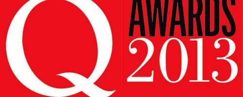 Δείτε τους νικητές των Q Awards 2013