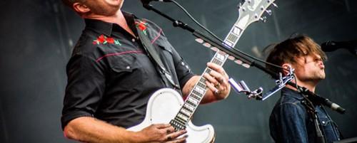 Δείτε ολόκληρη την εμφάνιση των Queens Of The Stone Age στο Lollapalooza Festival