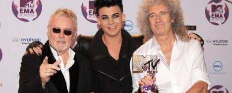 Απογοητευμένοι οι οπαδοί των Queen για την επιλογή του Adam Lambert