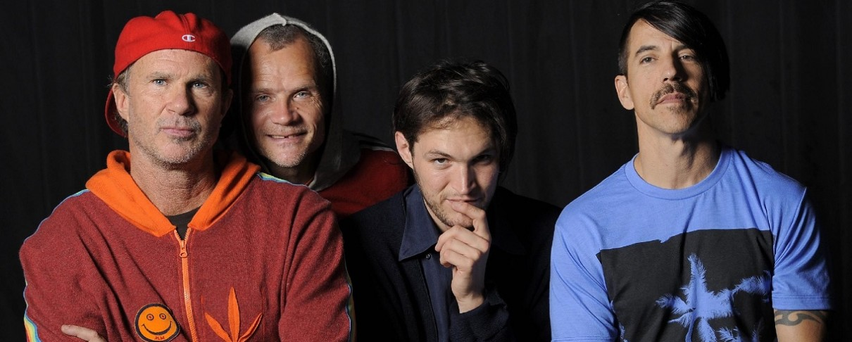 Red Hot Chili Peppers: Λίγο πριν την ολοκλήρωση του νέου τους άλμπουμ