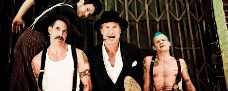 Οι Red Hot Chili Peppers έρχονται στην Ελλάδα το Σεπτέμβριο του 2012!
