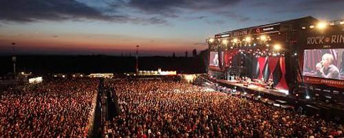 Κεραυνός στο Rock Am Ring Festival τραυματίζει 33 ανθρώπους