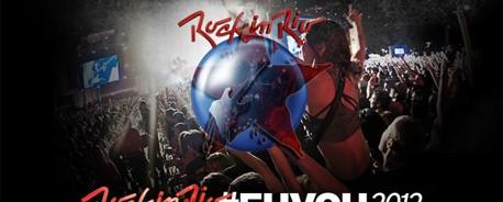 Bruce Springsteen, Metallica και Iron Maiden headliners στο Rock In Rio για το 2013