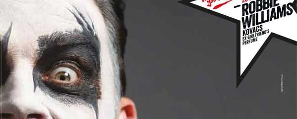 Εκατό τυχεροί συνδρομητές της Cosmote σε απόσταση αναπνοής από τον Robbie Williams
