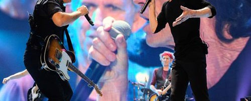 Σύμπραξη κολοσσών της rock στη Λισαβόνα