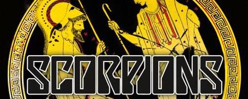 """Γνωστοποιήθηκε η ημερομηνία και το εξώφυλλο της κυκλοφορίας του """"MTV Unplugged In Athens"""" των Scorpions"""