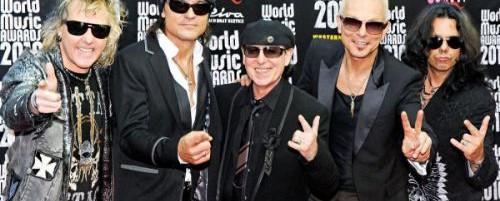 Scorpions: «Η νέα γενιά μας ωθεί να συνεχίσουμε»