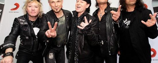 Οι απαιτήσεις των Scorpions ανέβασαν το εισιτήριο σε συναυλία τους στη Φινλανδία κατά 30 ευρώ