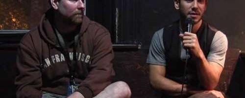 Τα μέλη των Cynic (πρώην των Death), Paul Masdival και Sean Reinert, αποκαλύπτουν τις σεξουαλικές τους προτιμήσεις
