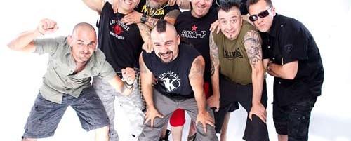 Οι Ska-P στο Rockwave Festival